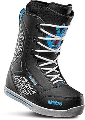 THIRTY TWO 32 86 Santa Cruz Snowboard Boots Mens
