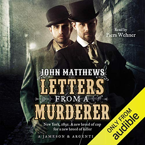 Letters from a Murderer copertina