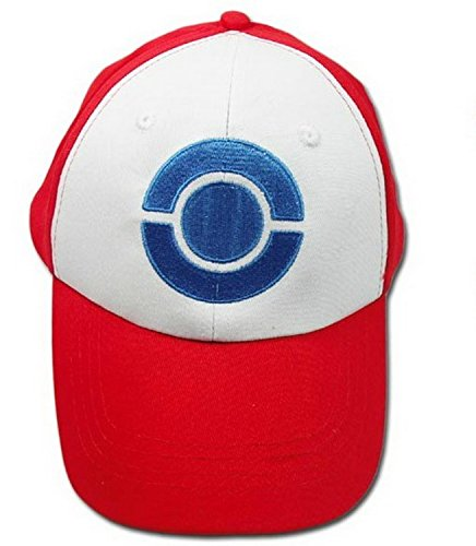 Pokemon Ash Hut Kappe Ketchum Halloween Cosplay Costume Kostüm