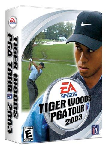 Tiger Woods PGA Tour 2003 - PC