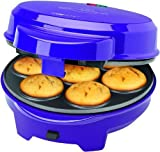 3en 1de Muffin Maker 700W (Donuts, 7Muffins, 7donuts, 12pop-cakes, popcakes, Back surfaces changeable)