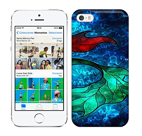 Passion Emotion The Mermaids Song Hard Phone Case For Iphone 5/5S
