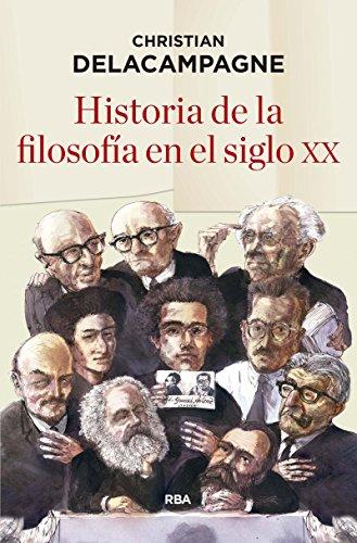Historia de la filosofía en el siglo XX (ENSAYO Y BIOGRAFÍA)