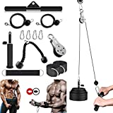 Cable Pulley, Triceps Pulley System for Arm...