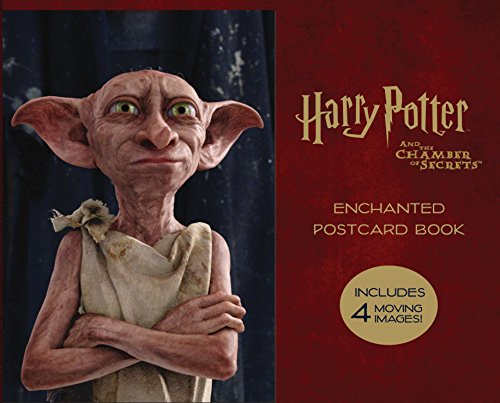 Harry Potter and the Chamber of Secrets Enchanted Postcard B (Harry Potter Postcard Books)
