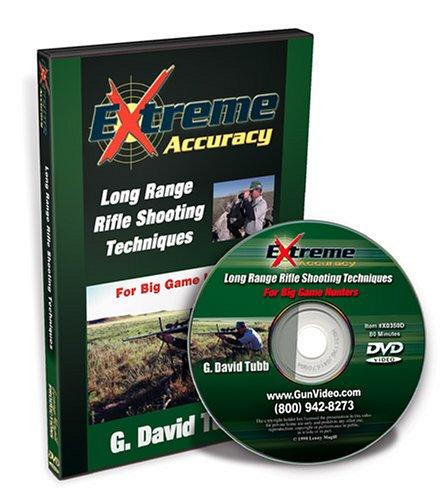 Long Range Rifle Shooting Techniques for Big Game Hunters--DVD