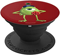 Disney PIXAR Monsters University Mistletoe Mike Holiday PopSockets Grip and Stand for Phones and Tablets
