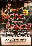 Night Of The Dance - Recklinghausen 2012 Konzert-Poster A1