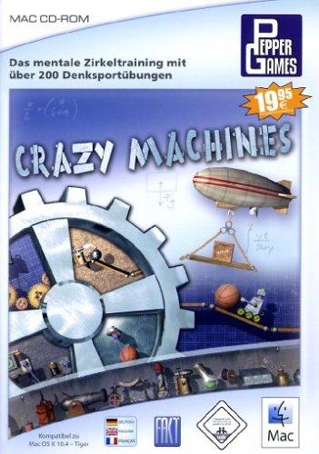 Crazy Machines (MAC-CD-Rom)