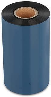Thermal Transfer Ribbon - Premium Resin Printer Ribbon - 1 Roll (4.33