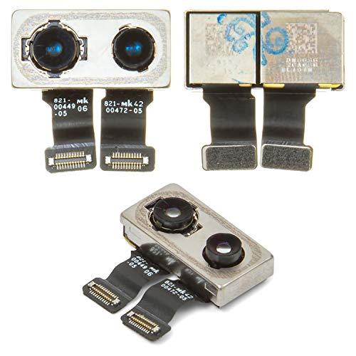 Reparación de cámara de repuesto compatible con iPhone 7 Plus, (reacondicionado)
