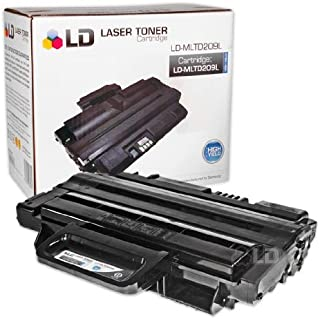 LD Compatible Toner Cartridge Replacement for Samsung MLT-D209L High Yield (Black)