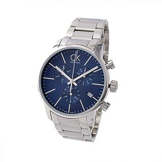 [カルバンクライン] cK Calvin Klein 腕時計 K2G271C3 クロノグラフ メンズ [並行輸入品]