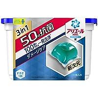 アリエール 洗濯洗剤 ジェルボール パワージェルボールS 本体 352g(18個入)