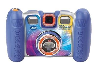 VTech Kidizoom Twist Plus Camera (Blue)