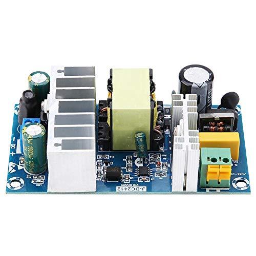 Módulo de fuente de alimentación, módulo convertidor de alimentación de CA/CC 110 / 220V a CC 24V 6A Placa de fuente de alimentación conmutada, XK-2412-24 Placa de conmutación de alta potencia