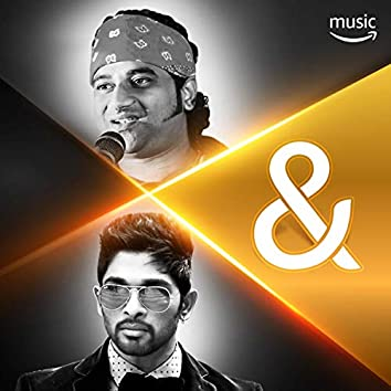 Together: DSP & Allu Arjun