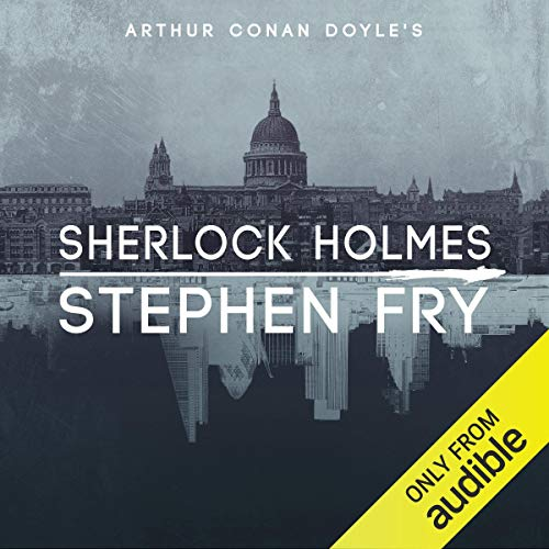 Sherlock Holmes Audiobook By Arthur Conan Doyle, Stephen Fry - introductions cover art