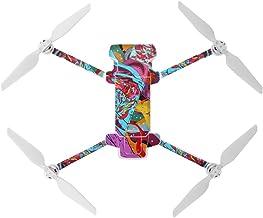 Linghang PVC Aufkleber Stickers für Xiaomi FIMI X8 SE Drohne und Batterie Schutzfolie Skins Wasserdicht (Graffiti)