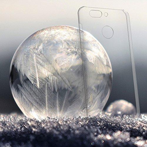 kwmobile Huawei Nova 2 Plus Hülle - Handyhülle für Huawei Nova 2 Plus - Handy Case in Transparent - 4