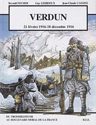 Verdun - 21 février 1916 - 18 décembre 1916