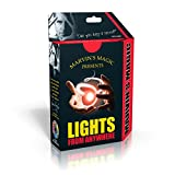 Marvin's Magic New Amazing Lights from Everywhere   Amazing Magic Set for Kids   Includes Light Props and Instructions   Suitable for Ages 8+ (Kids)