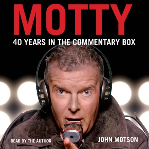 Motty audiobook cover art