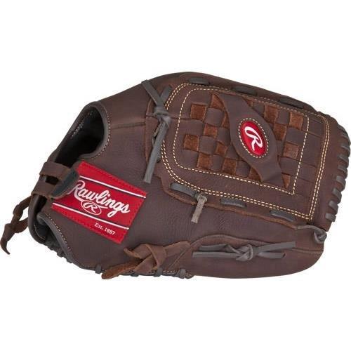 Rawlings Player Preferred Baseball Glove, Regular, Slow Pitch Pattern,...