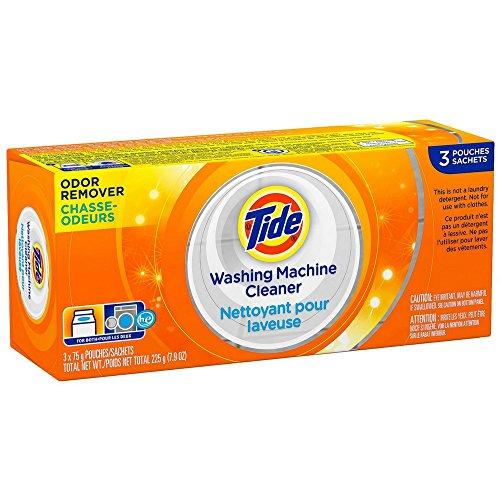 Tide Washing Machine Cleaner 3 ea
