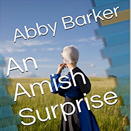 An Amish Surprise audiobook cover art