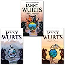 Janny Wurts Alliance of Light collection 3 Books Set, (Peril's Gate, Grand Conspiracy and Fugitive Prince)