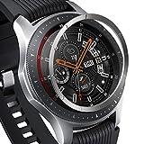 【Ringke】Galaxy Watch 46mm ケース ギャラクシーウォッチ ベゼル リング Galaxy Gear S3 Frontie Bezel Ring 保護 スクラッチ防止 Galaxy Watch アクセサリー Inner Bezel Styling [Stainless] GW-46-IN-03