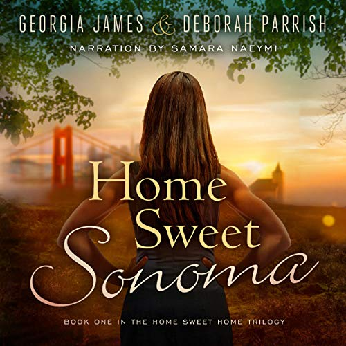 Home Sweet Sonoma audiobook cover art