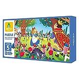Puzzle Enfant, Puzzle Série de Contes de Fées Fille Garcon - Puzzle 60/80/100/120 pièces - Unique pour Les Jjeux Educatif 5 Ans