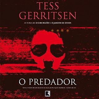 O predador [The Predator] audiobook cover art