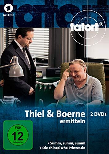 Thiel & Boerne ermitteln (2 DVDs)
