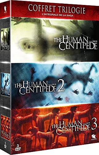 The Human Centipede : La Trilogie [Francia] [DVD]