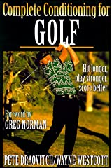 Complete Conditioning for Golf Paperback