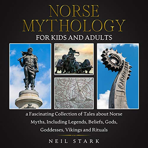 Norse Mythology for Kids and Adults cover art