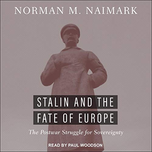 Stalin and the Fate of Europe cover art