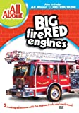 All About Big Red Fire Engines/All About Construction (DVD) NEW