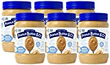 Peanut Butter & Co. White Chocolatey Wonderful Peanut Butter, Non-GMO Project Verified, Gluten Free, Vegan, 16 Ounce (Pack of 6)