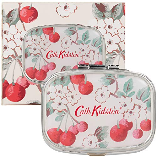 Cath Kidston Mini Cherry Sprig Compact Lip Balm 6g