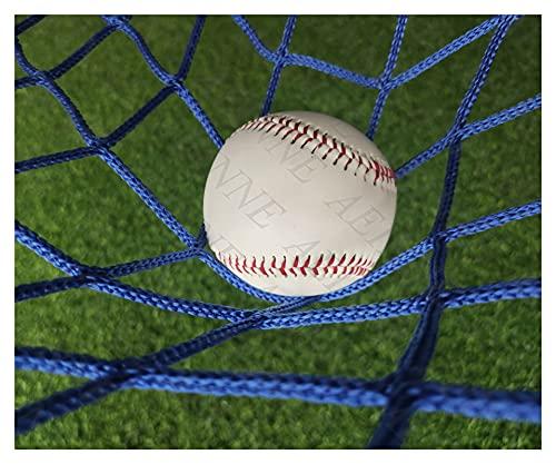 AEINNE Red de béisbol, red de repuesto para portería de fútbol, jardín, red de entrenamiento, red de barrera para portería de fútbol, portería de fútbol
