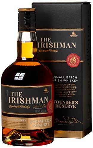 Walsh Whisky Distillery The Irishman mit Geschenkverpackung (1 x 0.7 l)