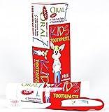 Oral7 Kids Zahnpasta. Mit den Enzymen der...