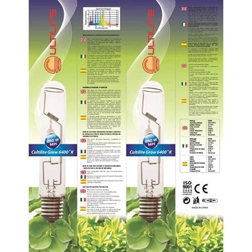 Cultilite Lampada MH 250W