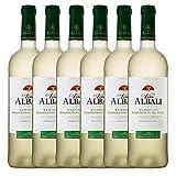 Viña Albali Viña Albali Verdejo Sauvignon Blanc-DO Valdepeñas - Pack 6 x 750ml