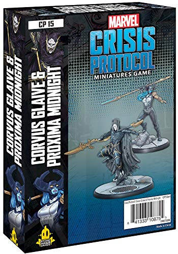 Crisis Protocol Corvus Glaive & Proxima Midnight