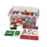 PLUS PLUS BIG - Open Play Set - 400 Piece in Storage Tub- Basic Color Mix,...